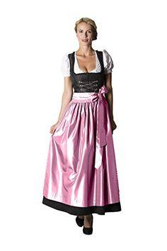 #Ludwig und #Therese #Trachten #Dirndlschürze #uni, #rosa, #D030009 #1 - Ludwig…