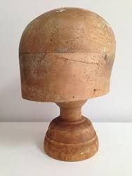 Image result for wooden hat stand