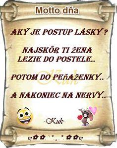 ♥SMĚJEME SE PRO ZDRAVÍ♥ - diskuse.Dáma.cz Motto, Haha, Humor, Quotes, Blog, Album, Facebook, Inspiration, Quotations