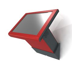 Nixi | The compact wall or desk mounted touchscreen kiosk are ideal alternatives to using ipads where a more rugged machine is required.