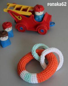 Anneau Bébé au Crochet (3)