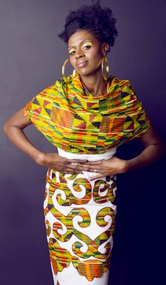 Afro Caribbean influences in Modern Fashion