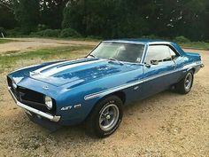 1969 Chevrolet Camaro Rs Ss Convertible For Sale By Mecum