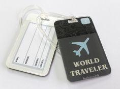Tag de Mala World Traveller