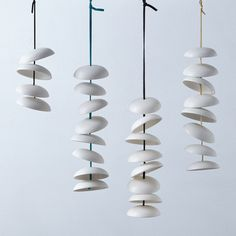 Porcelain Wind Chimes on Food52