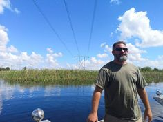 Gator Tim Sawgrass Recreation Park - Interview - The Chill Report Interview, Flora Und Fauna, Florida, Chill, Mens Tops, T Shirt, Blue Whale, Humpback Whale, Good Movies