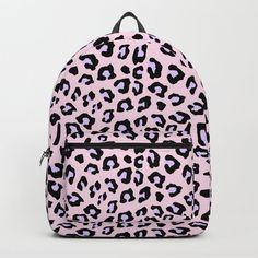 Cool Leopard Cat Dog School Backpack Rucksack Women Girl Mochilas Camping Bag | eBay