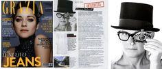 January'16 #Grazia -  #danieladallavalle #interview