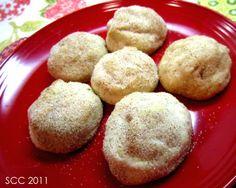 easy applesauce cookies