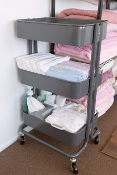 My Ikea cart! Maxine Evans Photography Los Angeles Newborn Photography