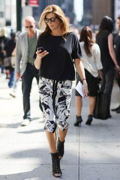Photos: Best-Dressed Street Style at New York's Fashion Week   Vanity Fair