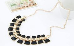 Statement Necklace will compliment your prom dress or any other outfit.