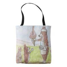Cute Tote Bag Large Face Welsh Corgi With Crown Travel Bag Beach Tote Bag for Women
