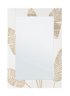 Oglinda de perete Folium H76cm Mirror, Modern, Furniture, Home Decor, Products, Trendy Tree, Decoration Home, Room Decor, Mirrors