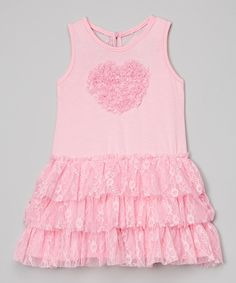 Pink Passion Dress - Infant, Toddler & Girls by Hello Gorgeous #zulily #zulilyfinds