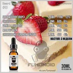 Things You May Want To Know About PG VG ELiquid Ingredients and Carcinogens - The Vape Generation Diy Vape Juice, Vape Diy, Vape Facts, E Juice Recipe, Diy E Liquid, Clone Recipe, Cheesecake, Juice Flavors, Malted Milk