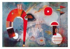 Wassily Kandinsky - Rond et pointu