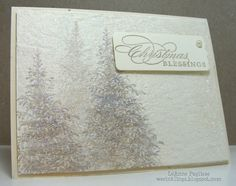 Used dryer sheet card