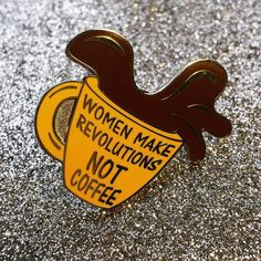 #Repost @outspokin_bookish  Shop update and reopening tomorrow at 10 am mountain time. I wanted to open early to get these lil guys to anyone going to the #womensmarch in #dc or locally. This pin was inspired by my experience with this particular #microaggression in the workplace and vintage #politicalpins. It also comes in three vintage colors! Shop link in bio or outspokinandbookish.etsy.com . . . #pingame #pins #pinsforsale #pinstagram #pinning #enamelpin #lapelpin…
