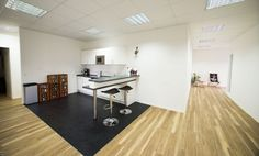 Helle Büroräume in Altona Nord #Büro, #Bürogemeinschaft, #Office, #Coworking, #Hamburg