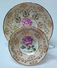 Image detail for -Royal Grafton Roses Cabinet Cup and Saucer