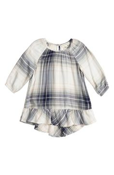 Free shipping and returns on Tucker + Tate Plaid Top (Toddler Girls, Little Girls & Big Girls) at Nordstrom.com. Ruffled trim is a sweet finishing touch to a swingy plaid top.