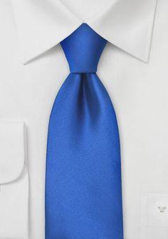 Marine Blue Tie   Bows-N-Ties.com