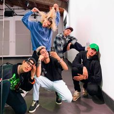We love our crazy boys . Pretty much Pretty Much Band, Brandon Arreaga, Love You All, Hot Boys, Cool Bands, Pretty Boys, Boy Outfits, Beautiful Men, Dads