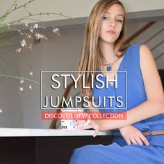 Jumpsuit is the musthave of this season. Discover New collection Stylati.fashion! #stylatifashion #jumsuits #fashion #στυλάτη #στυλάτηγυναίκα #womenclothing #trends #products #дизайнерскиекомбинезоны #стиль #дизайнерскаяодежда #женскаяодежда
