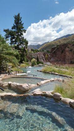 Termas de Cacheuta, Mendoza, Argentina