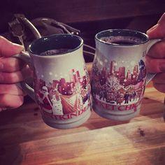 Cheers from Christkrindlmarket