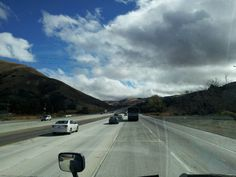 Weather changing in the grapevine.
