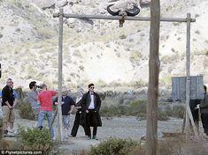 un capítulo de la 7ma temporada de Doctor Who se rodó en Almería @dailymailUK