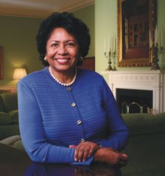 Ruth Stubblefield-Simmons, President of Brown University, the 1st black president of an Ivy League institution. Elected Brown's first female president  November 2000, she assumed office in fall of 2001.  In 2002, Newsweek selected her as a Ms. Woman of the Year; and, 2001, Time named her as America's best college president. In March 2009 poll by The Brown Daily Herald, Simmons had a more than 80% approval rating among Brown undergraduates. She plans to step down as Brown president June 30…