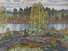 Karelian Birches  Nikolai Galakhov