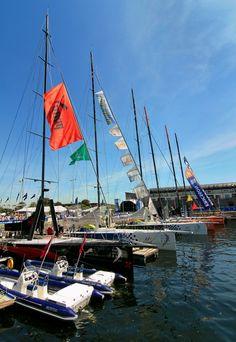 Volvo Ocean Race, Galway, Ireland Copyright: Lukasz Pikiel