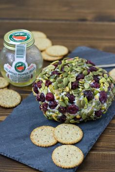 Sweet Jalapeno Cheese Ball
