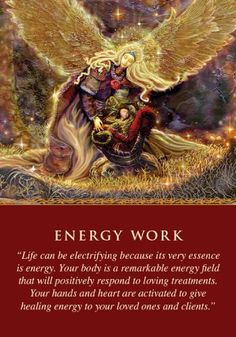 Oracle Card Energy Work | Doreen Virtue | official Angel Therapy Web site