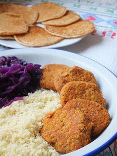 Falafel, Vegetarian Recipes, Vegan, Chicken, Food, Essen, Falafels, Meals, Vegans