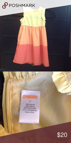 Gymboree dress size 5 girls size Adorable Gymboree Dress perfect for the summer! Size 5 NWOT Gymboree Dresses Mini