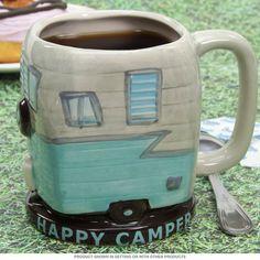 Happy Camper RV Coffee Mug