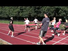 Police Fitness Training - Intensity and consistency