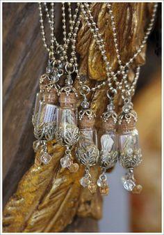 vial nacklaces