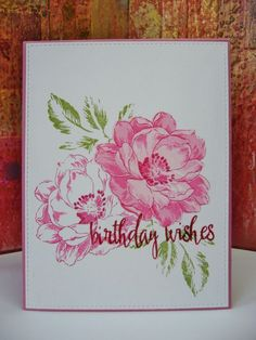 altenew altenew peony bouquet altenew multi cards altnew stamp cards ...
