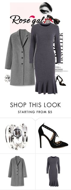 """Rosegal"" by vallyk ❤ liked on Polyvore featuring Max&Co., Victoria's Secret, Gap and rosegal"