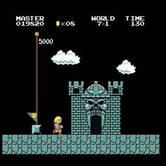 """One of my favorite #HeMan #MarioBros mashup images (and yes there are more than one) """"Masters of the Kingdom"""" by Brinkerhoff. Pretty sure you can still find this on a t-shirt on the interwebs if you look hard enough. #MastersoftheUniverse #MOTU #SuperMarioBros #SuperMarioBrothers #8bit #Nintendo #NES #MashupMonday #MondayMashup"""