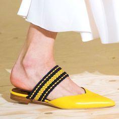 Resultado de imagem para roksanda shoes spring 2017
