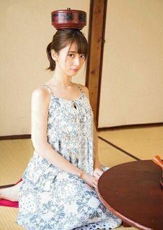 Hashimoto Nanami, Japanese Love, Japan Girl, Yukata, Japan Fashion, Asian Beauty, Kawaii, Formal Dresses, Lady