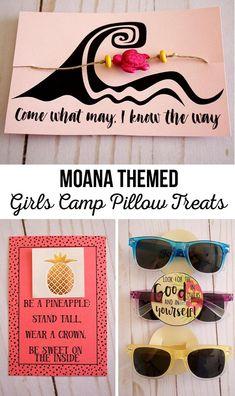 Moana Themed Girls C