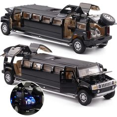 High Simulation 1:32 Alloy Hummer Limousine Metal Diecast Car Model Pull Back Flashing Musical Kids Toy Vehicles Toy Cars For Kids, Toys For Boys, Kids Toys, Kids Ride On Toys, Baby Toys, Flash Musical, Jouets Fisher Price, Kids Power Wheels, American Girl Doll Sets